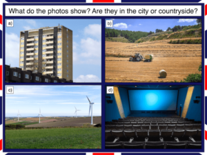 Comparing the city and the countryside - cover image 2