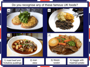 Identifying famous features and characteristics of countries of the UK - cover image 3