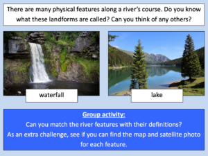 Identifying features of a river system - cover image 2