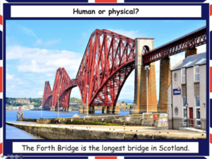 Identifying human and physical features of the UK - cover image 3