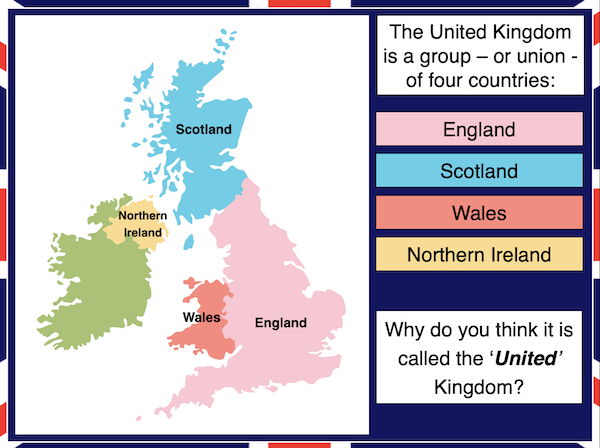 Identifying the counties and capitals of the UK and Ireland - cover image 3