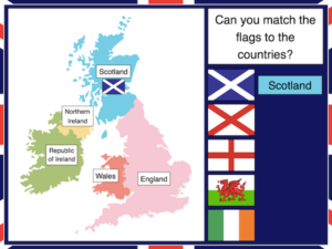 Identifying the flags of the United Kingdom - cover image 1