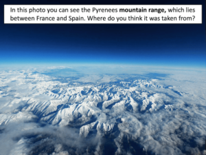 Identifying the world's major mountain ranges - cover image