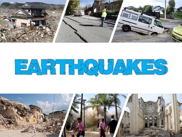 Earthquakes - KS2 Geography unit