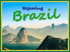 Exploring Brazil - KS2 Geography unit