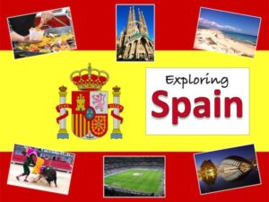 Exploring Spain - KS2 Geography unit