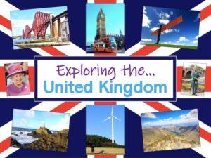 Exploring the United Kingdom - KS1/KS2