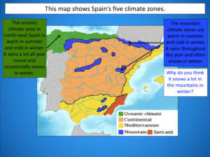 Investigating Spain's climate - cover image 3