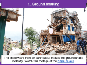 Investigating the five deadly features of an earthquake - cover image 3