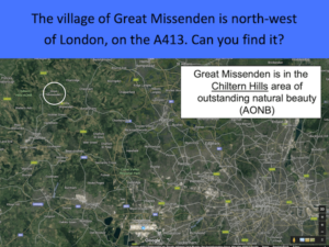 Locating Great Missenden - cover image 2