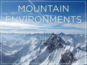 Mountain Environments - KS2 Geography unit