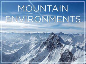 Mountain Environments - KS2