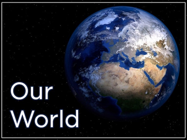 Our World - KS1/KS2 Geography unit