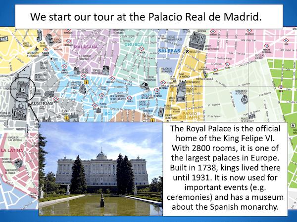 Tour of Madrid - cover image - presentation 2
