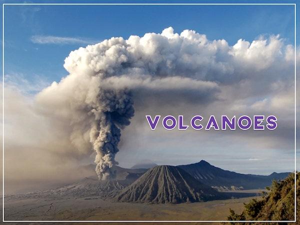 Volcanoes - KS2 Geography unit