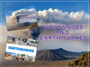 Volcanoes & Earthquakes - KS2